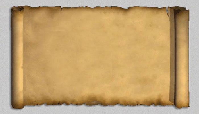 Como se hace un pergamino en word - Imagui
